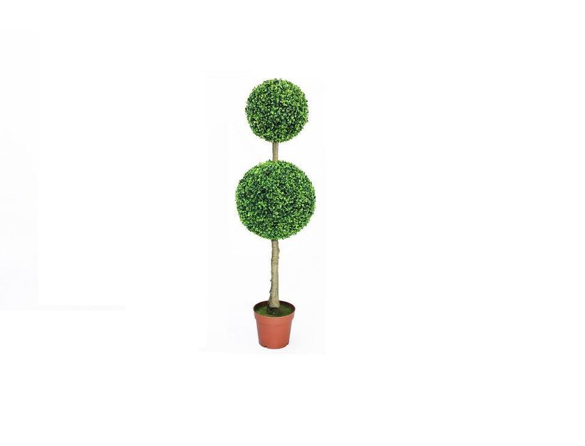 Double Ball Topiary Tree
