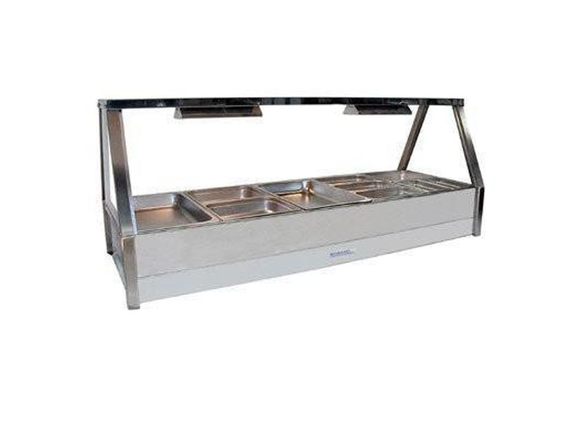 Bain Marie - 5 Large Tray - COMMERCIAL (15amp)