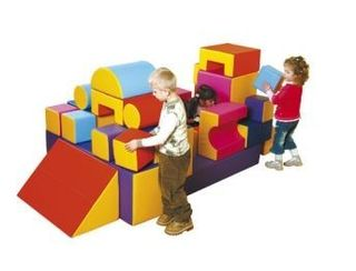 Foam Play Set