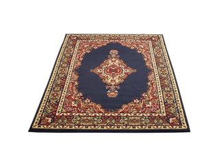 Traditional Navy Rug