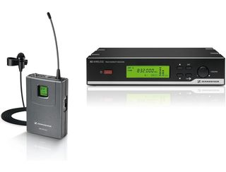 Sennheiser Wireless Lapel Microphone