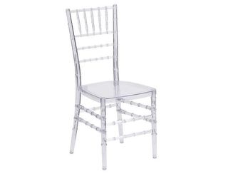 Chiavari Chair - Clear