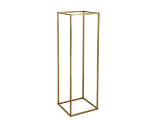 Gold Pedestal Tower - 80cm