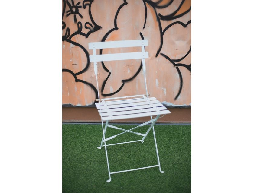 Paris Bistro Chair - White