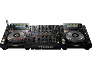 CDJ2000 Nexus + DJM Nexus 900 Package