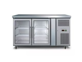 under counter display fridge