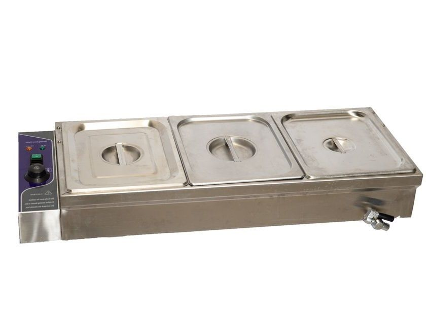 3 Tray Bain Marie (DOMESTIC)