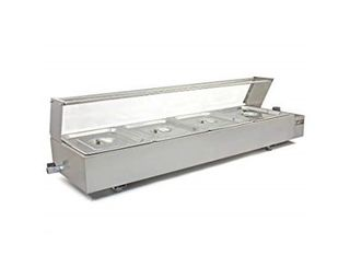 4 Tray Bain Marie (DOMESTIC)