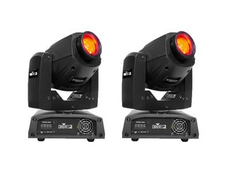 Moving Head -  Spot 250 Pair
