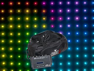 LED DJ Curtain