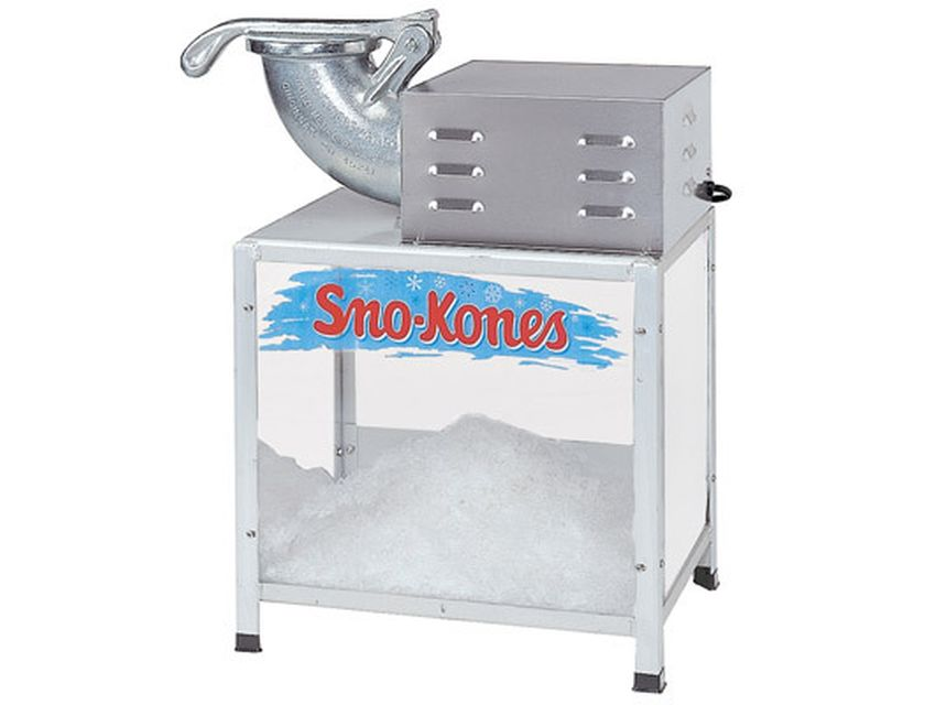Snow Cone Machine Package