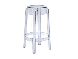 Ghost Stool - Clear