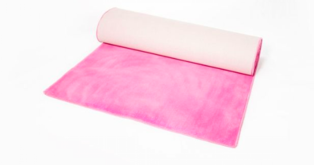 6m Carpet Runner Pink Olympic Party Hire